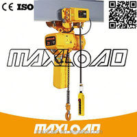 Single Speed Phase Electric Chain Hoist/Chain Type Electric Hoist/Electric Hoist Overhead Patient Crane