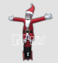 Christmas Air Dancer, Santa Claus Inflatable Sky Dancer, Inflatable Dancing Man
