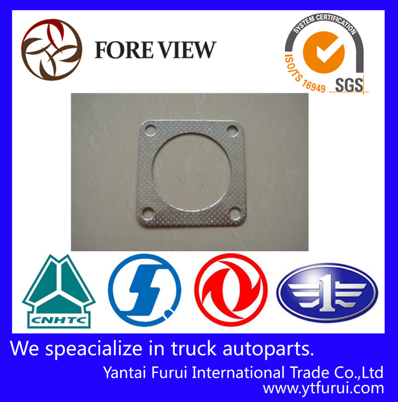 weichai-engine muffler interface gasket