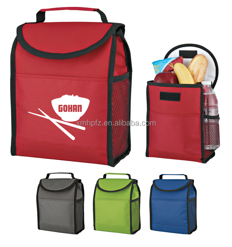 New Design Promotional Insulated Lunch Tote Bags for Work