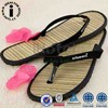 High Quality Straw Mat Spa Flip Flop Slipper Wholesale