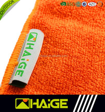 Custom Promotion High Quality Hot Sale Microfiber towel terry/suede wholesaler China OEM