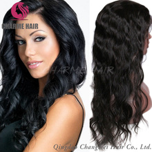 Unprocessed Tangle Free Human Hair Wholesale 100 Brazilian Virgin Hair Full Lace Wigs
