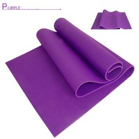Wholesale Private Label Fitness Equipment Cheap Exercise Mat Sublimation Nature Kids Yoga Mats