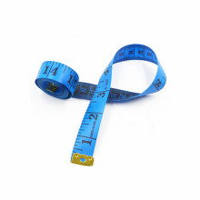 60inch green standard pvc cheap Tape measure tailor/ customized scale clothing tape with your logo