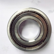Stainless steel deep groove ball bearing S6207