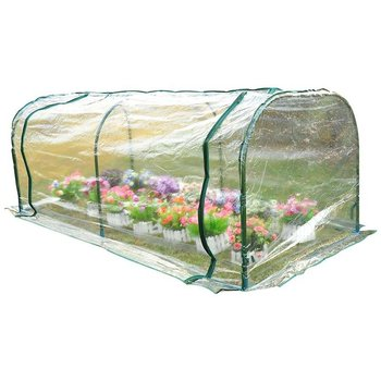 7' x 3' x 2.6' Backyard Portable Greenhouse