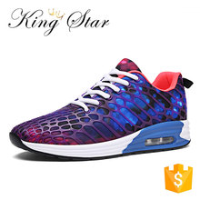 New Model Comfortable Casual Running Shoes For Women Breathable Loafers Flat Shoes Fly Knit Shoes