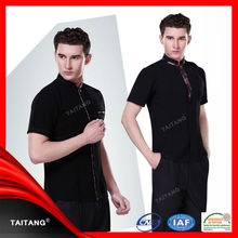 newest design stylish receptionist restaurant hotel staff bellboy uniform