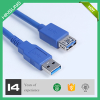 Super fast PC Cable 5Gbps USB 3.0 3ft Extension A Male to A Female cable Data Sync and charging