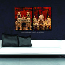 wall art canvas painting from manufacturer