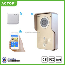 High quality apartment smart home ip intercom video door phone
