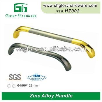 Cheap Price Zinc Alloy White Color 96Mm Furniture Handle