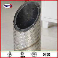 Bridge Slotted, Bridge Slotted Screen, Bridge Slotted Screen Pipe for Oil and Gas