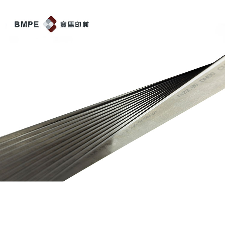 Made in China superior quality steel 2PT(0.71mm) 3PT(1.07mm) 4PT(1.42mm) die making rule