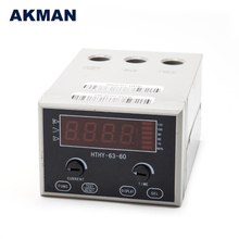 AKMAN Wholesalers China Monitoring MCU Based Energy Conservation Digital Over Current Relay