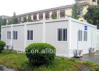 Hospital board room container houses