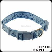 Hot Sale & High Quality Nylon Pet Collar for dogs training