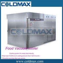 vacuum food freezing machine integrated steamer/cooker/fryer and baking