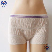 Hot Selling Comfortable Disposable Maternity Panties