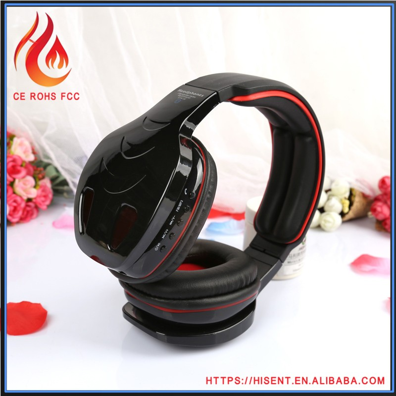 2017 factory price 3.5mm jack in head phones for trading business