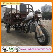 Afica Motorcycle Truck 3-wheel Piaggio Cargo Tricycle for Adult for sale