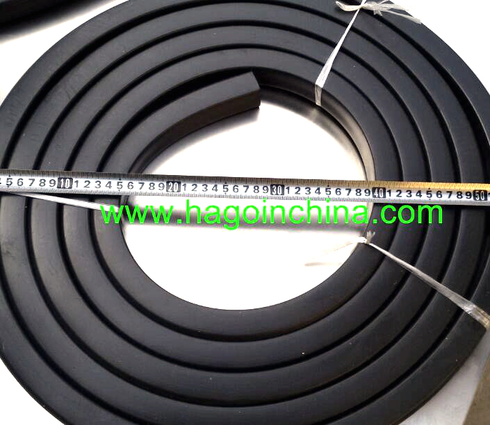 custom V-0 flame retardant Silicone rubber hatch seal