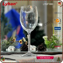 wine drinks premium hot sale lead free crystal glass for red wine
