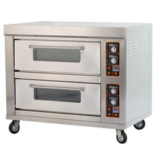 Manufacturer Electric Convection pizza baking oven catering equipment
