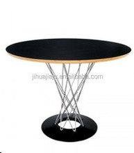 classic plywood dining table/japanese dining table/replica dining table