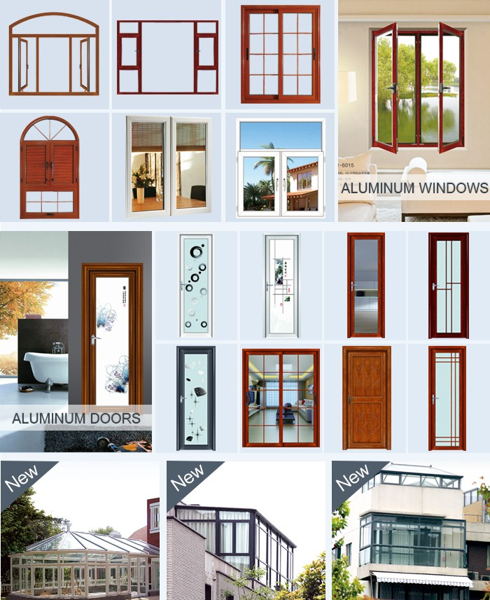 Highest Level Cheapest Price Huiwanjia Custom-Tailor Arch Aluminum Window