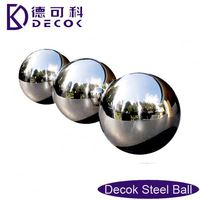 Large size outdoor garden ball stainless steel hollow sphere