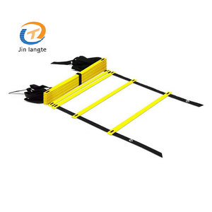Agility Ladder /Speed Training Equipment for Football/Agility Ladder Speed Training Equipment with 12 Rungs
