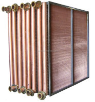 copper tube and fin condensers for sale