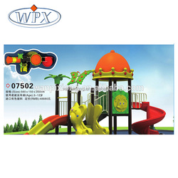 Cheap school used kids outdoor playground equipment for sale