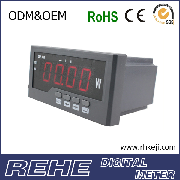 220v power meter plug power led Display power meter for measuring watt