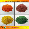 Epdm rubber granules outdoor playground surface -FL-G-V-127