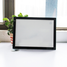 White led artcraft tracing light pad light box A4 christmas light controller box digital drawing tablet for kids