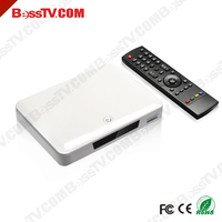 High quality record Linux Arabic iptv set tob box with 400 tv channels