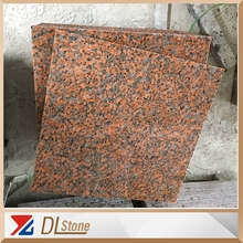 China Granite Tiles Manufacturer G562 Maple Red Granite Paving Floor Tiles