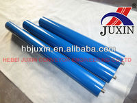 Low Vibration Steel tube return rollers for conveyors
