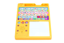 electronic learning toy alphabet speaker music instrument quality sound pad