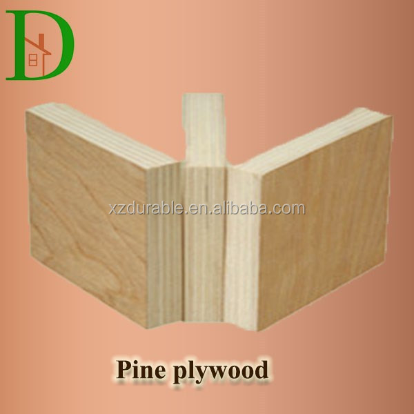 High quality pine plywood wood for sale