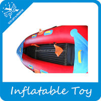 pvc large inflatable pool toys for sale inflatable pedal boat with logo