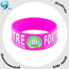 10 Years Experiences Promotional Cheapest 20mm silicone wristband