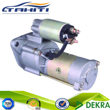 NEW STARTER MOTOR 24V REPLACES 859096 8S9096 M2T64272 ME017004 M3T52071 ME017001 for Cat EL 70 Mitsubishi 4D31 4DR5 S