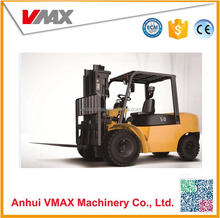 5 ton toyota high quality forklift with power shift transmission and paper roll clamp for option with best price