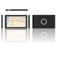 9 inch HD Capacitive Android OS Car GPS Navigation/DVR CAMERA MTK8127 Cortex A7*4 1.3GHz