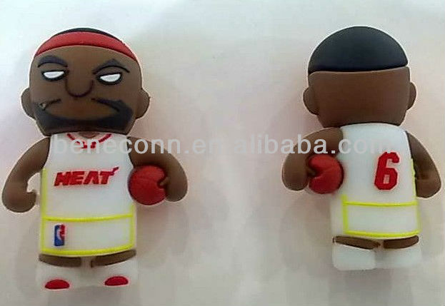 Basketball Player Usb Flash Drives Best Gift For NBA Fans