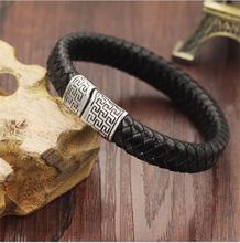 New Arrival Charm Men Accessories Simple Style Fashion Leather Bracelet Jewelry Bracelets Wholesale Birthday Gifts